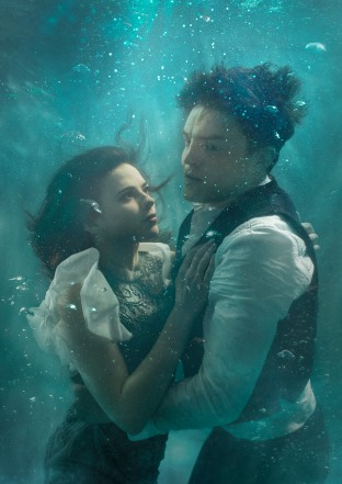 Hayley Atwell and Tom Burke in Rosmersholm Photography Stuart Chorley Design Bob King Creative.jpg