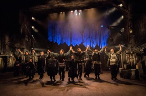 Fiddler-on-the-Roof-West-End-Musical-Male-Cast-Members-Dancing