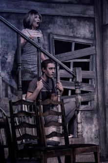 Jennifer-Harding-Tama-Phethean-in-Night-of-the-Living-Dead-Live-at-Pleasance-London.-Credit-Claire-Bilyard.