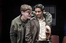 billy-howle-berlin-and-shane-zaza-morocco-in-europe-at-the-donmar-warehouse.-director-michael-longhurst-designer-chloe-lamford.-photo-marc-brenner